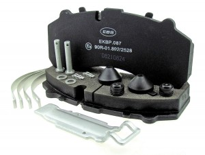 Brake components are the speciality of EBS.