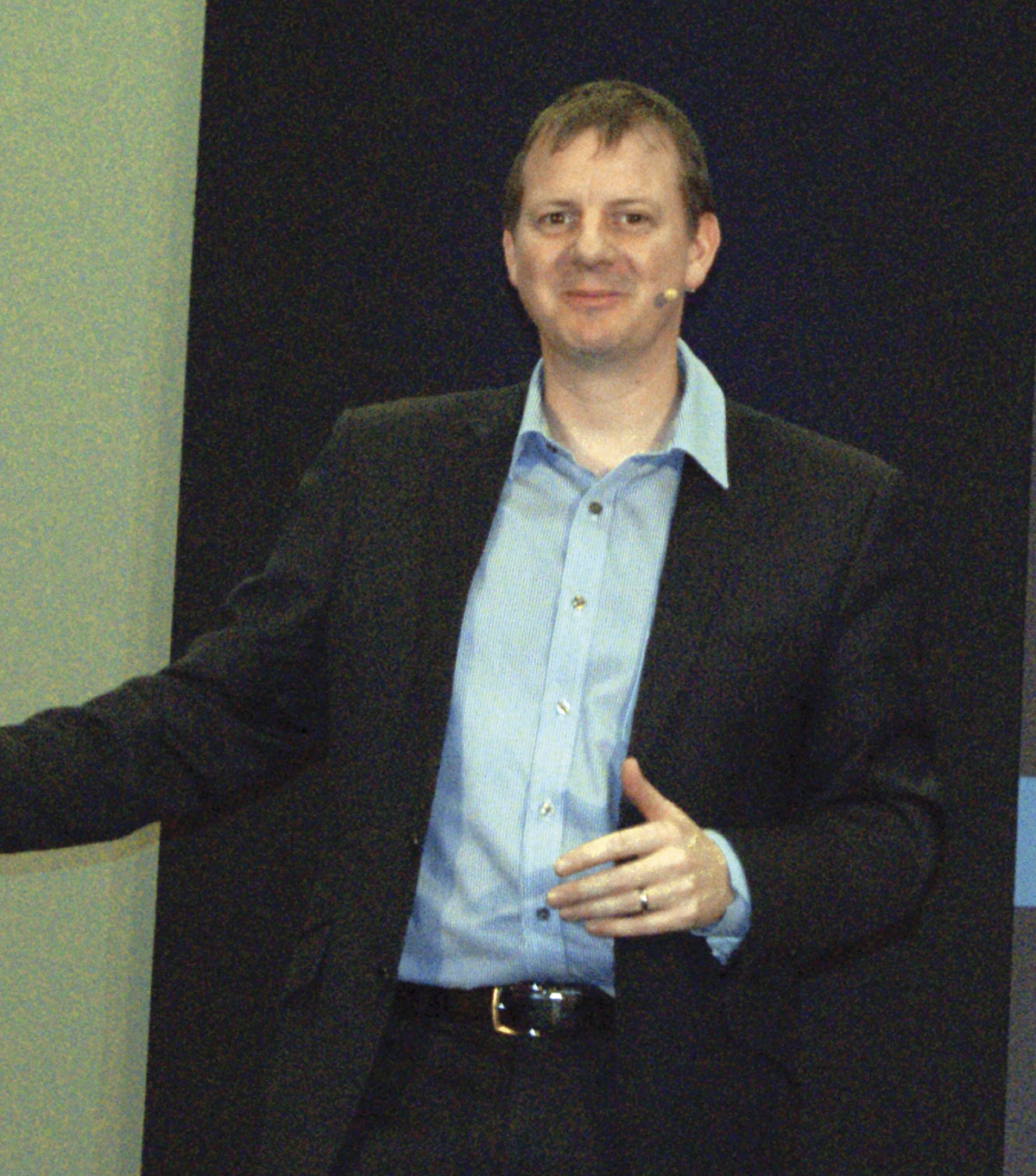 Head of TfL Online, Phil Young