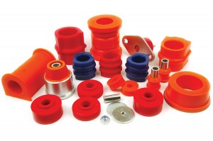Polybush supplies various polyurethane bushes.