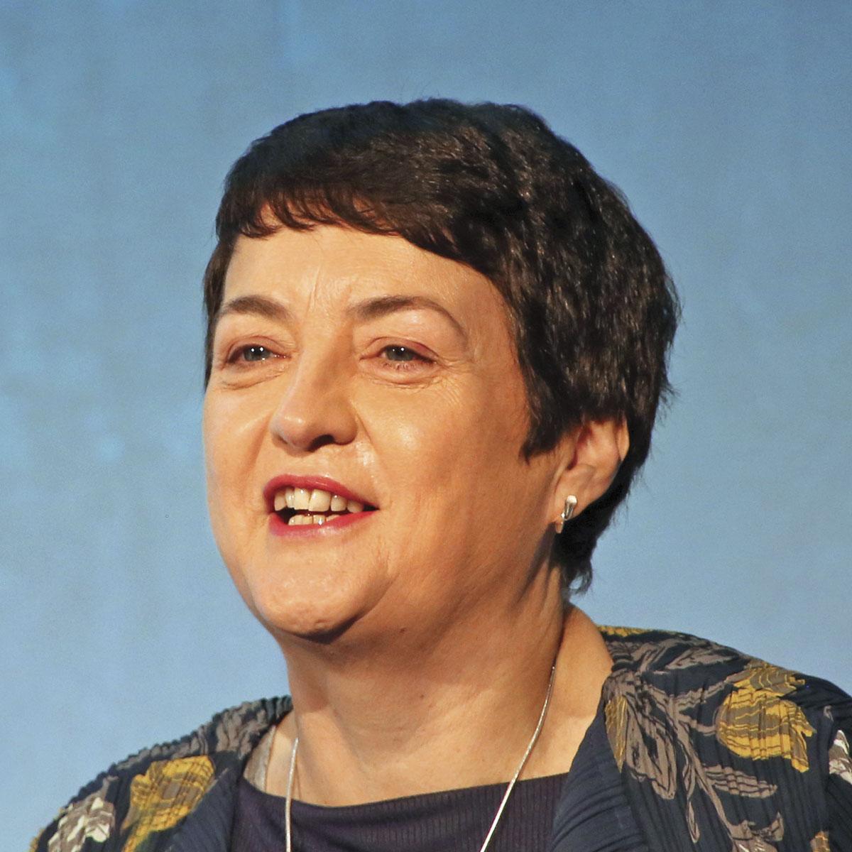 Valerie Shawcross CBE