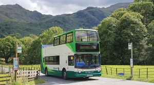 Cumbria introduces earlier travel times for concessionary passes