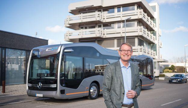 Daimler Buses' 'best return' in industry