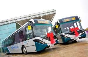 First Essex's X10:X30 service recently launched was orchestrated by Buzz.