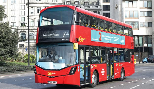 Mayor launches Low Emission Bus Zone