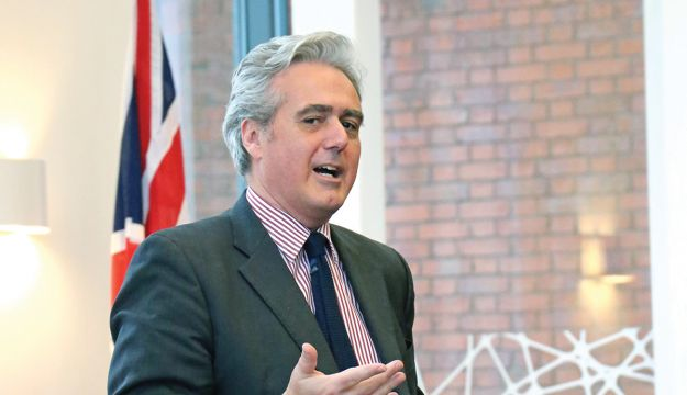 Mark Garnier MP.