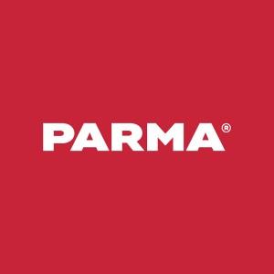 Parma's new logo.