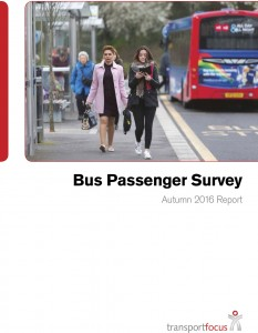 Transport Focus presented the results of their Autumn 2016 Bus Passenger Survey (BPS) at a briefing hosted by Merseytravel in Liverpool.