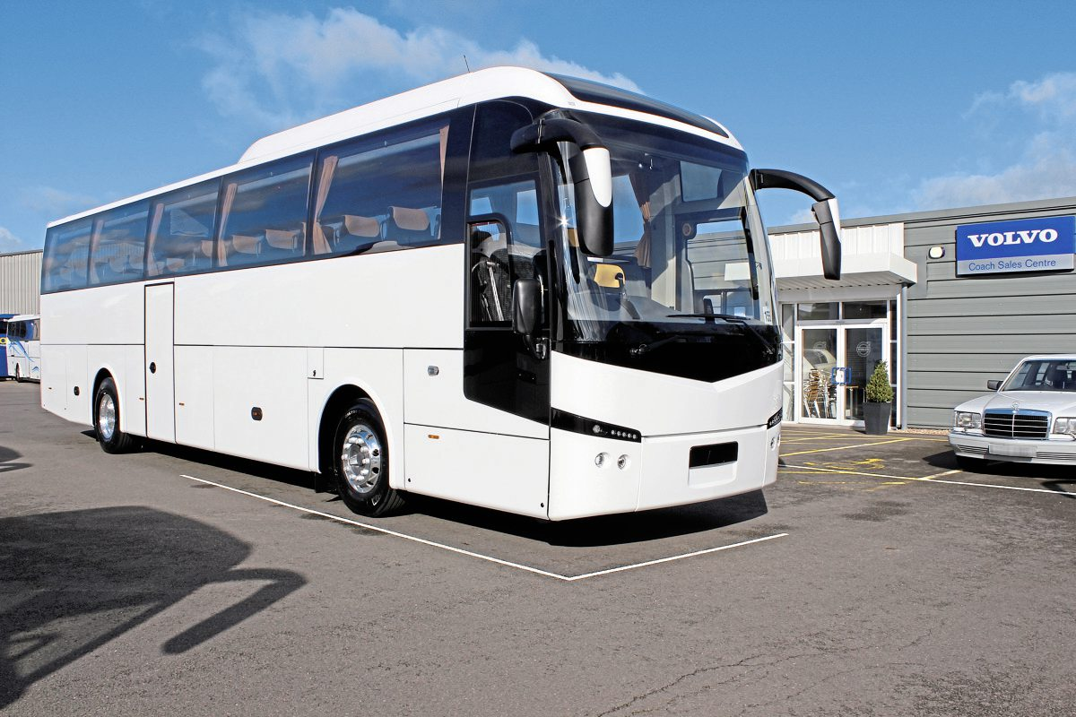 An example of a Volvo B11R Jonckheere JHV2.