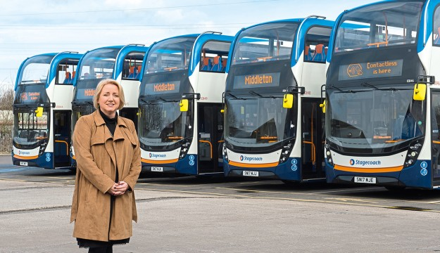 Stagecoach Manchester invests £4.6m