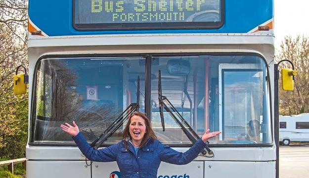 Stagecoach donates decker
