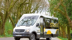 Mellor launching Strata at CV Show
