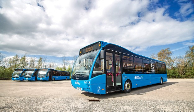Eight Versas for Ulsterbus