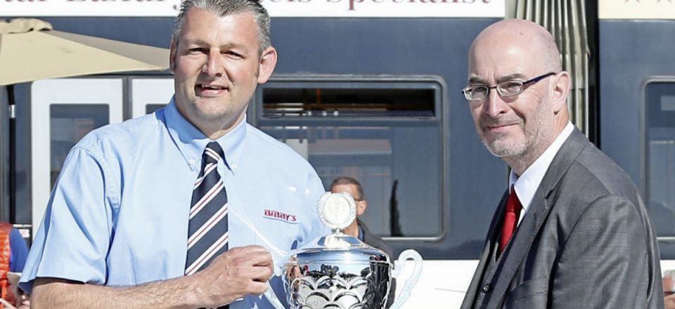 1 1 Best in all classes, 1 2 Coach Driver of the Year, Chris Bibby