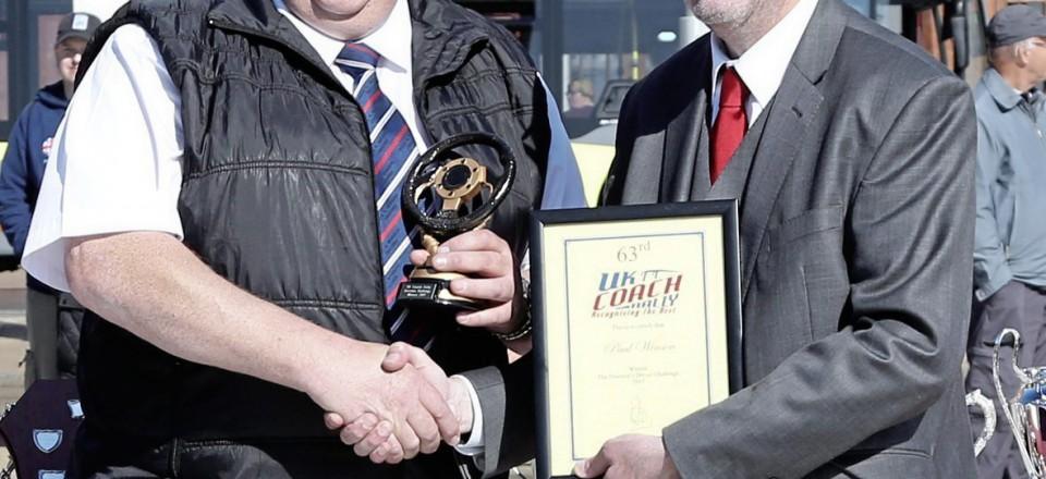 1 5 Best on Saturday, 1 9 Directors Challenge, Paul B Winson