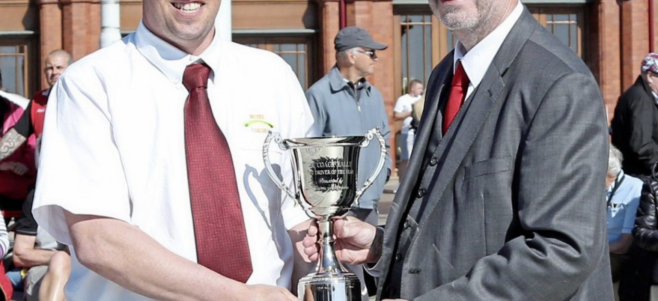 1 6 Mini Driver of the Year, Richard Webb