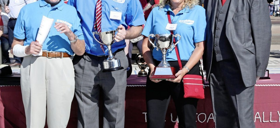 4 7 Best Loved, 4 11 Coach Drivers' Coach of the Year, Swanns Tours