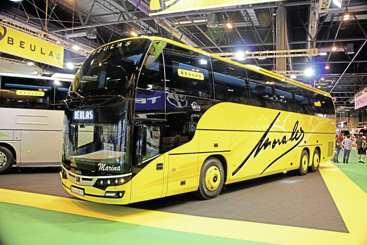 Beulas Glory on VDL chassis