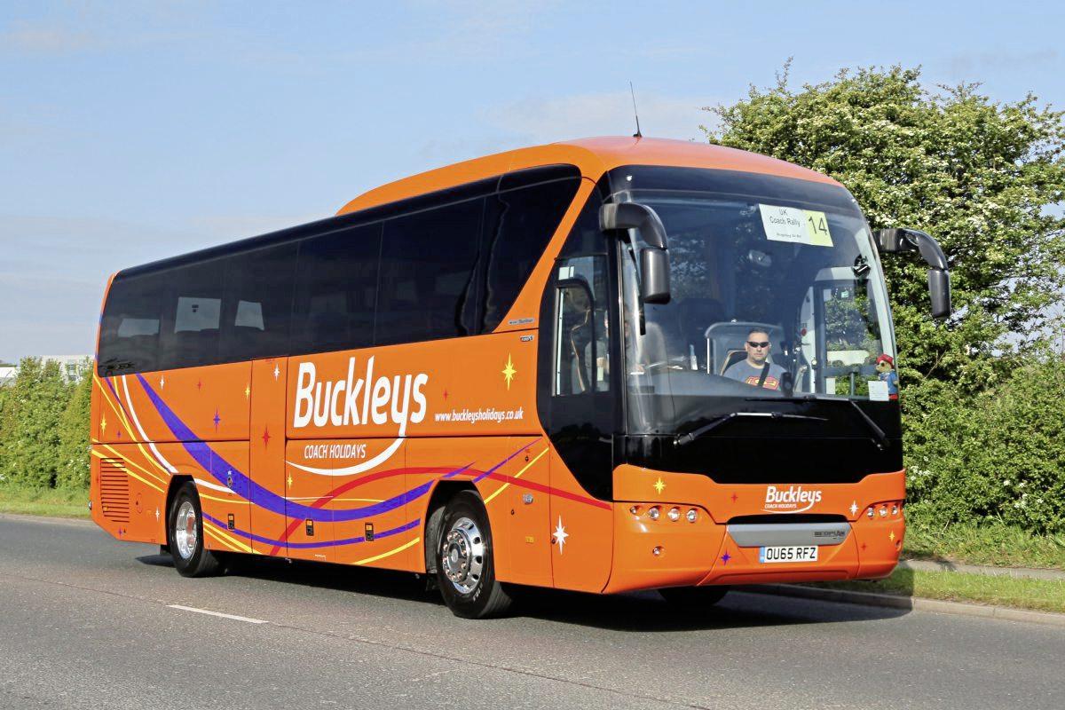 Entry 14 Buckleys