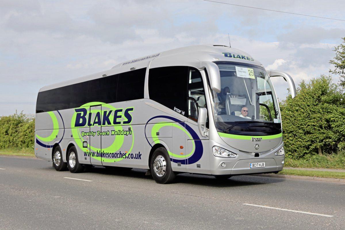 Entry 25 Blakes Coaches