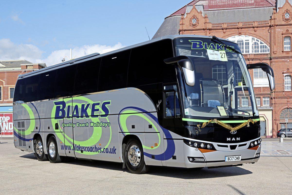 Entry 27 Blakes Coaches