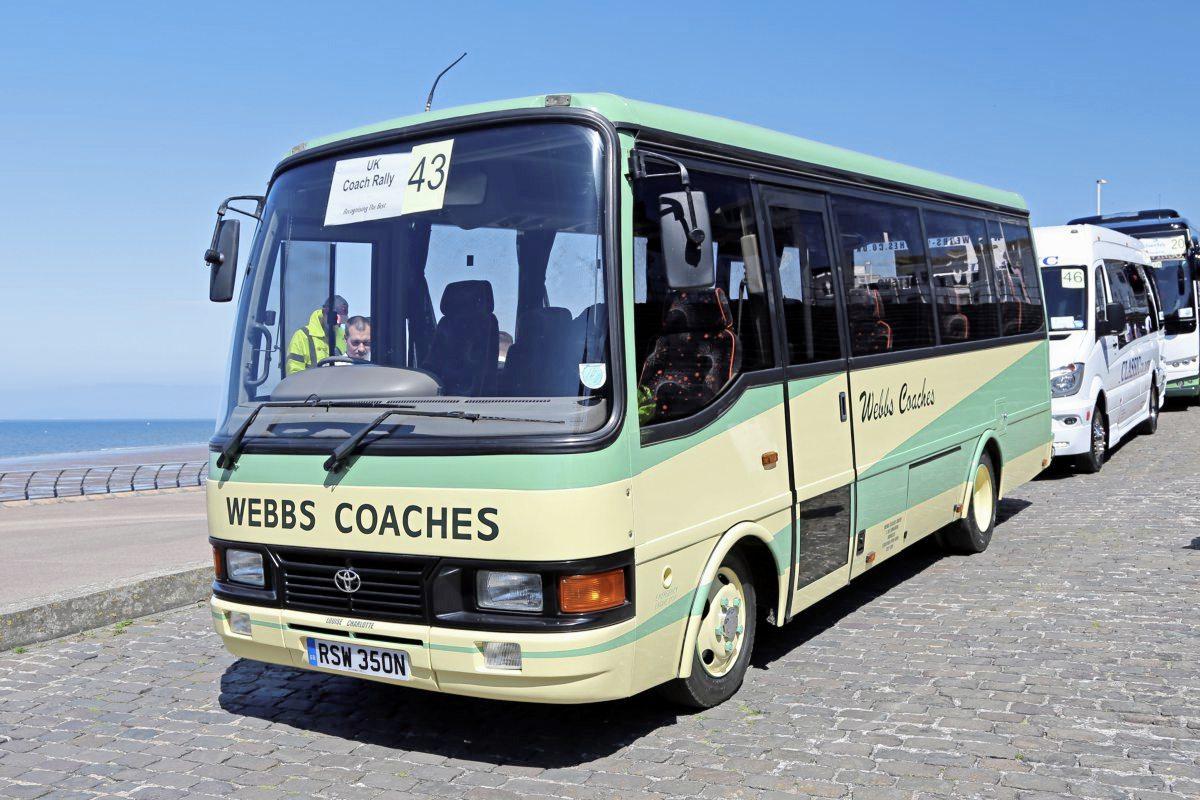 Entry 43 Webbs Coaches