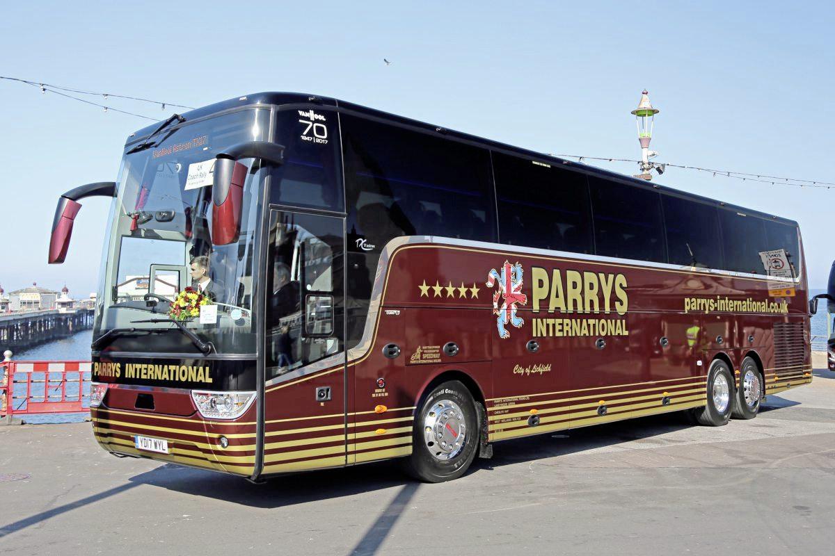 Entry 49 Parrys International