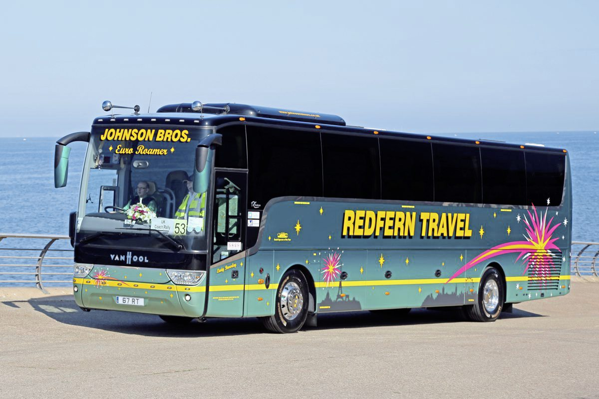 Entry 53 Redfern Travel