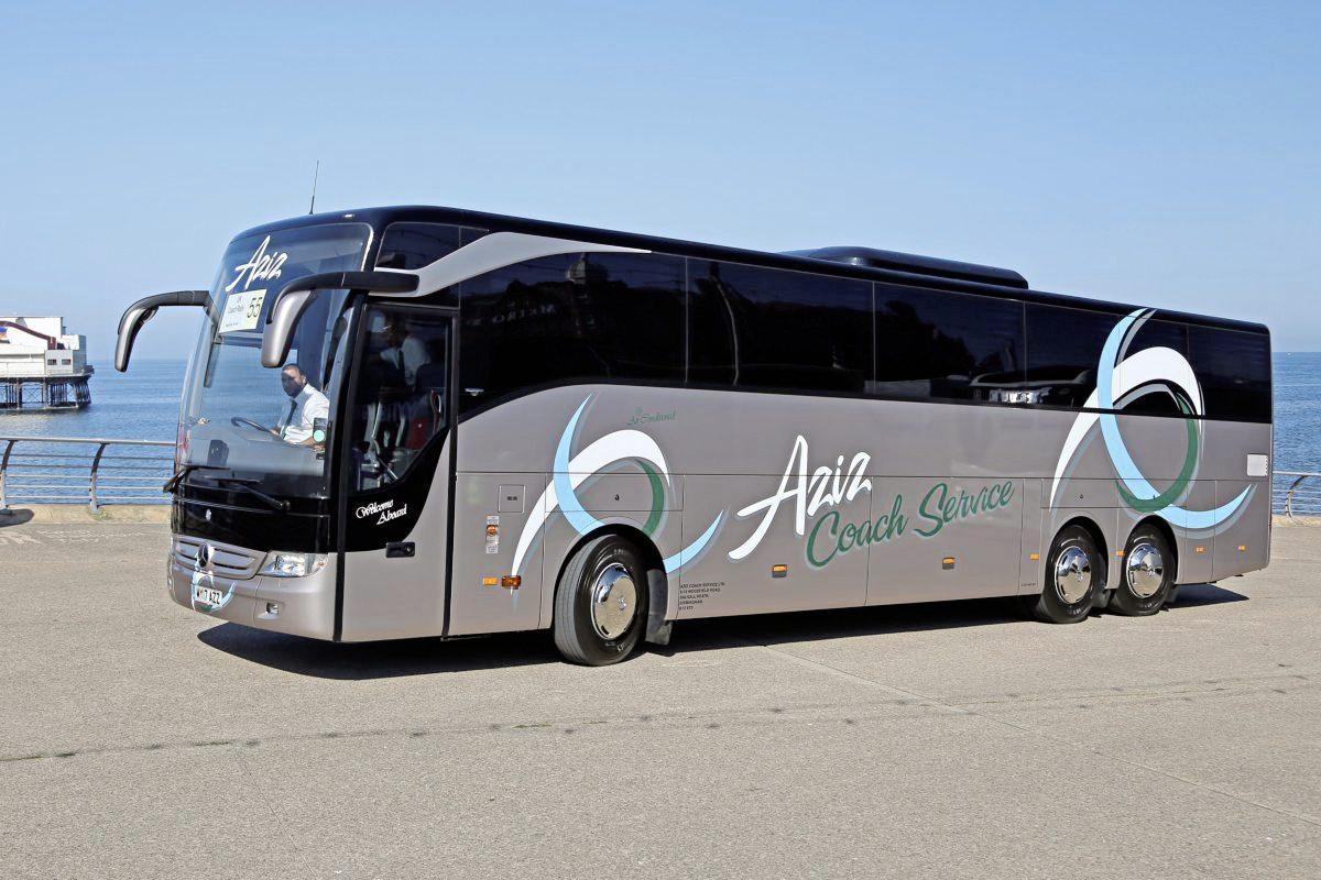 Entry 55 Aziz Coach Services