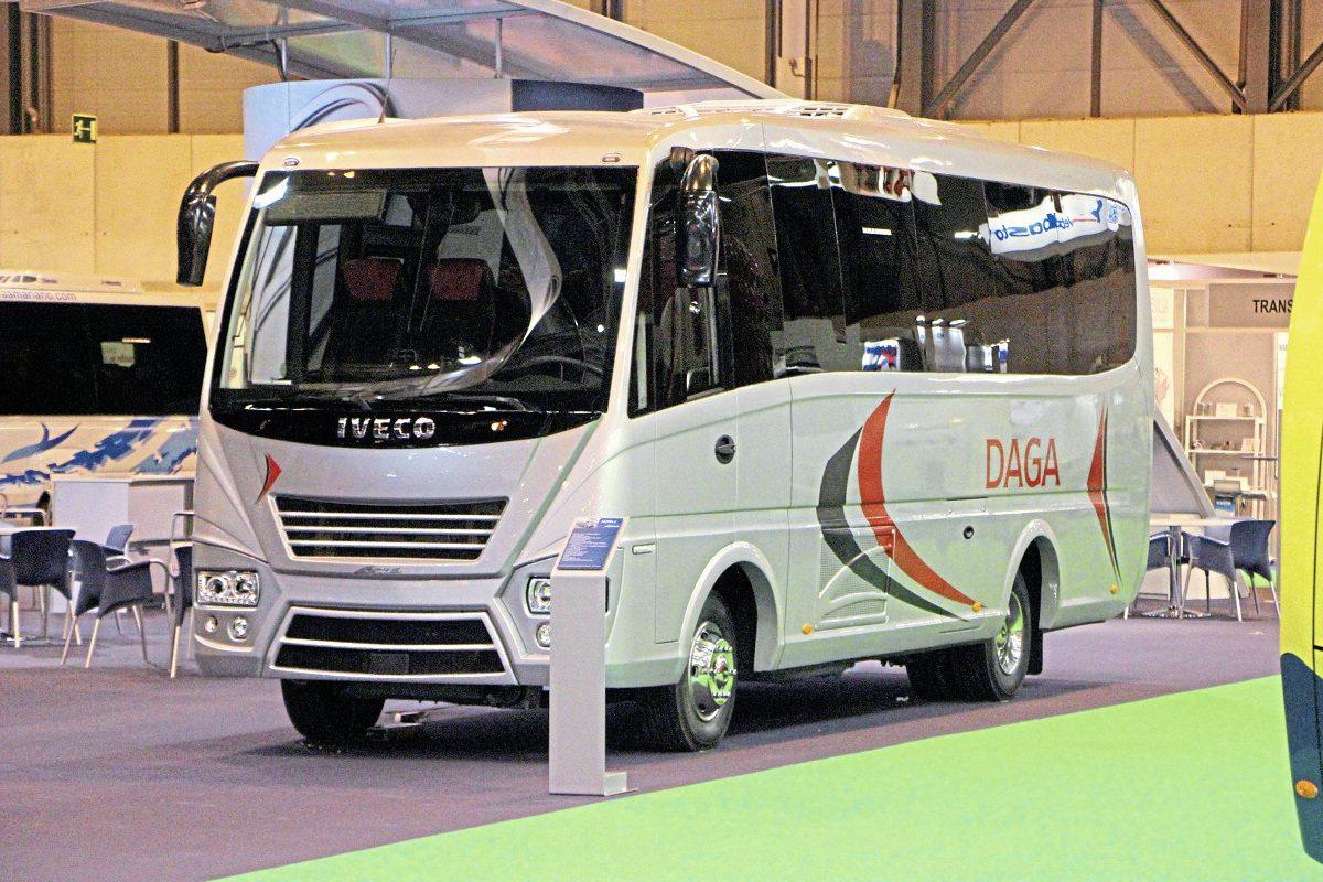 Ferqui's Nora C Iveco EuroMidi CC100