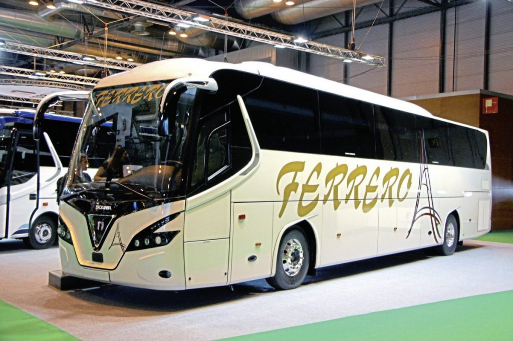 Noge Touring Gold HD Scania K450