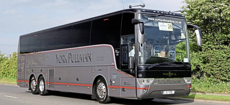 Top coach five years or older, York Pullman