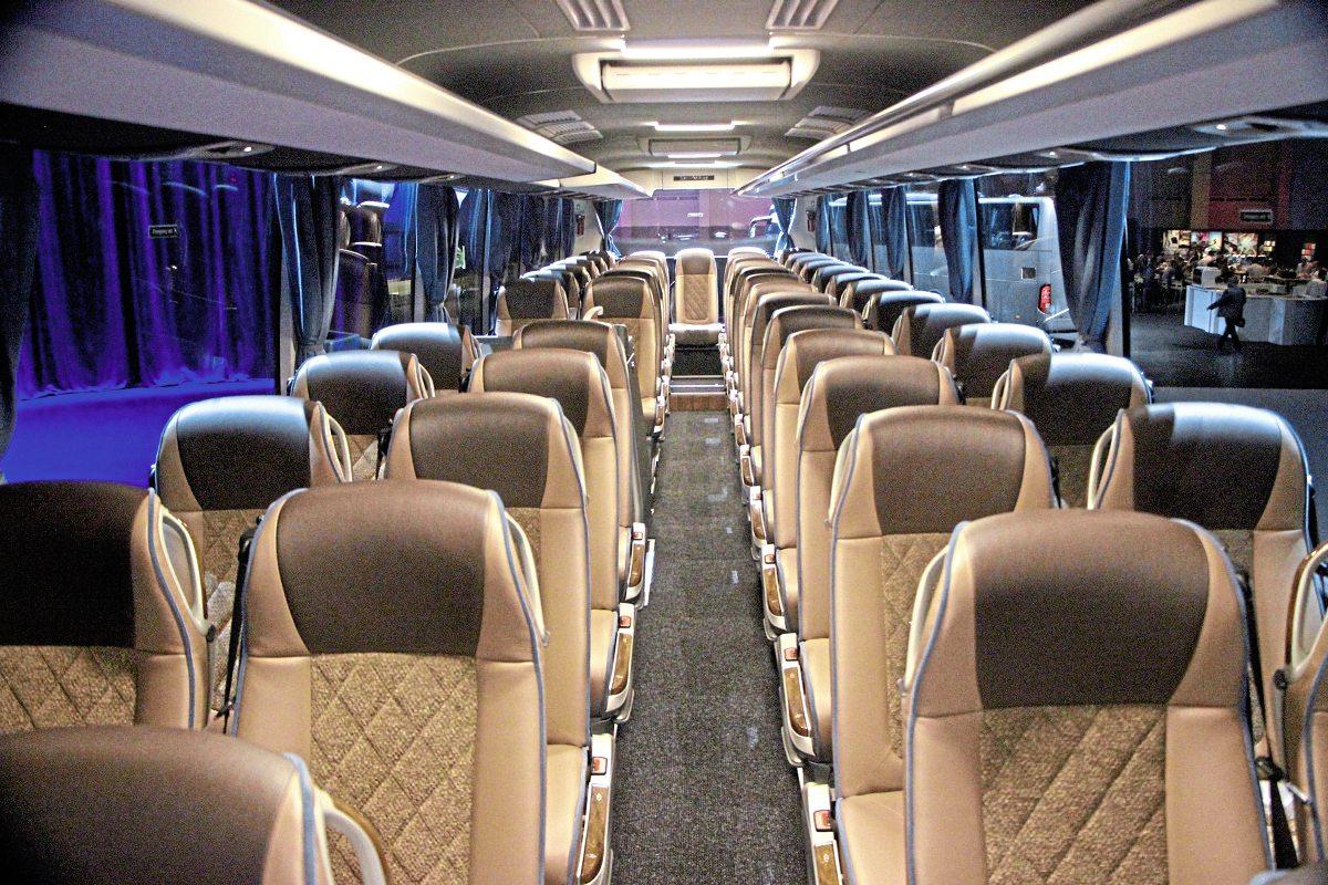 Tourismo shows versatility - Bus & Coach Buyer