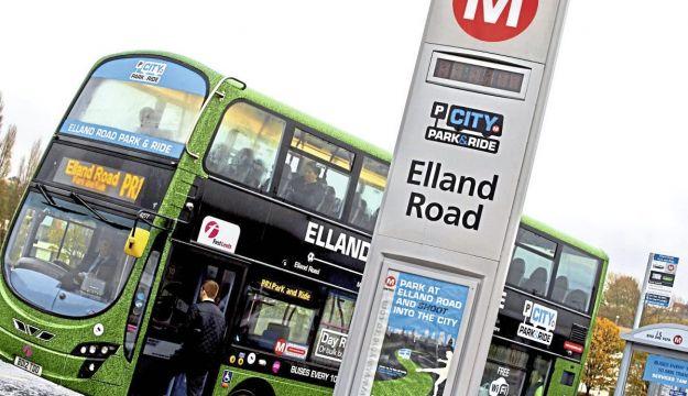 Leeds Park and Ride developments