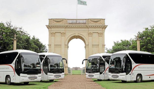 Eight Tourliners join Heyfordian's fleet