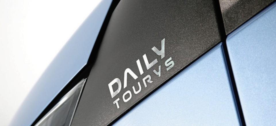 The very distinctive Tourys logo