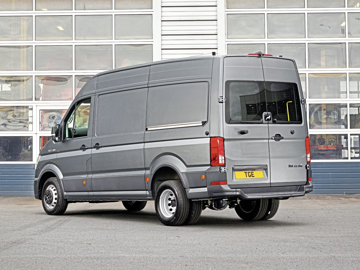 A standard wheelbase version