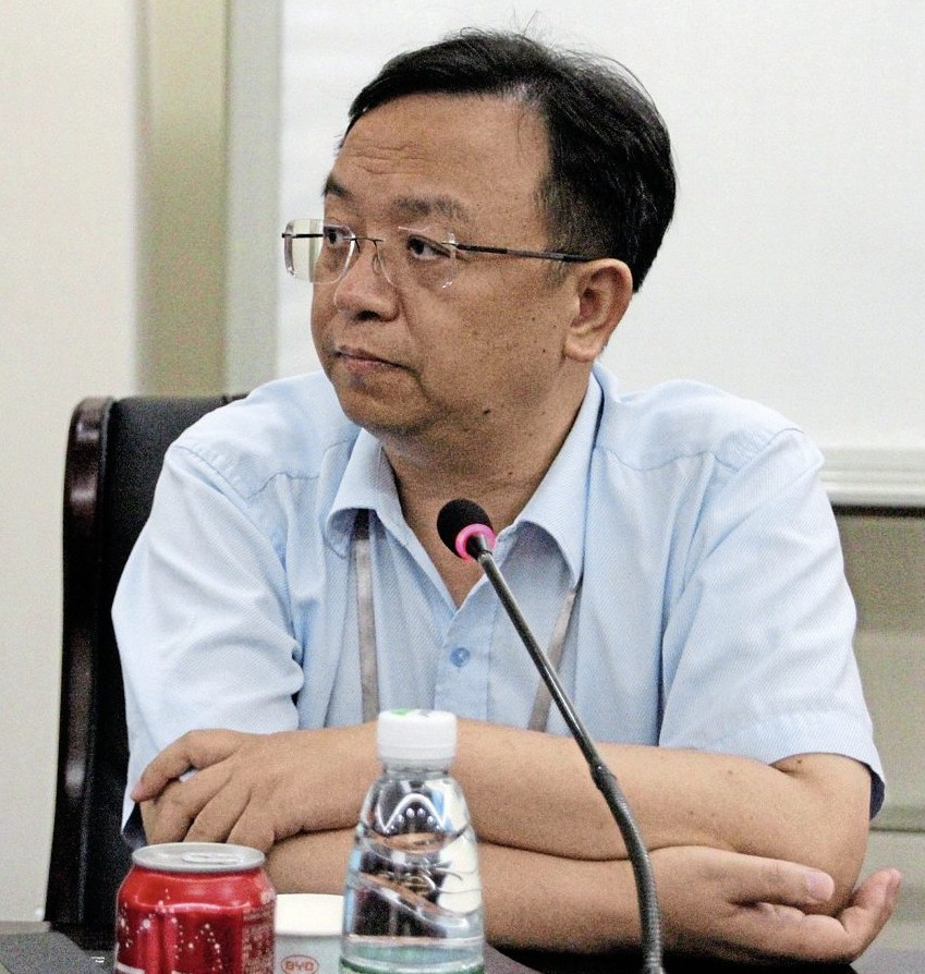 BYD's founder and CEO, Mr Wang Chuanfu