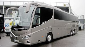 Coach Euro Test – Linkoping 2017 – Irizar i8 Integral
