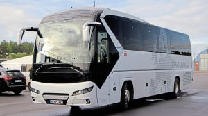 Coach Euro Test – Linkoping 2017 – Neoplan Tourliner
