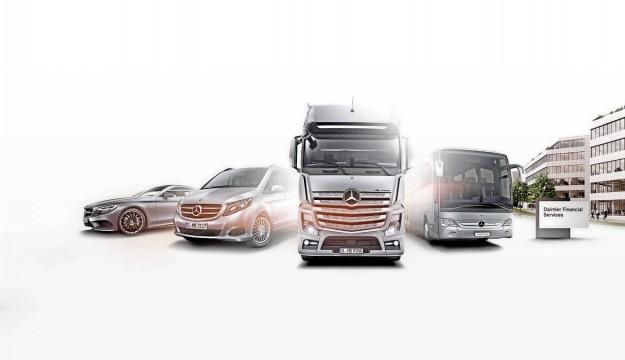 Daimler to split into three entities