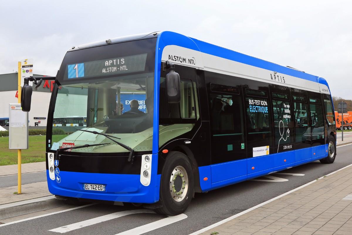 Alstom NTL APTIS