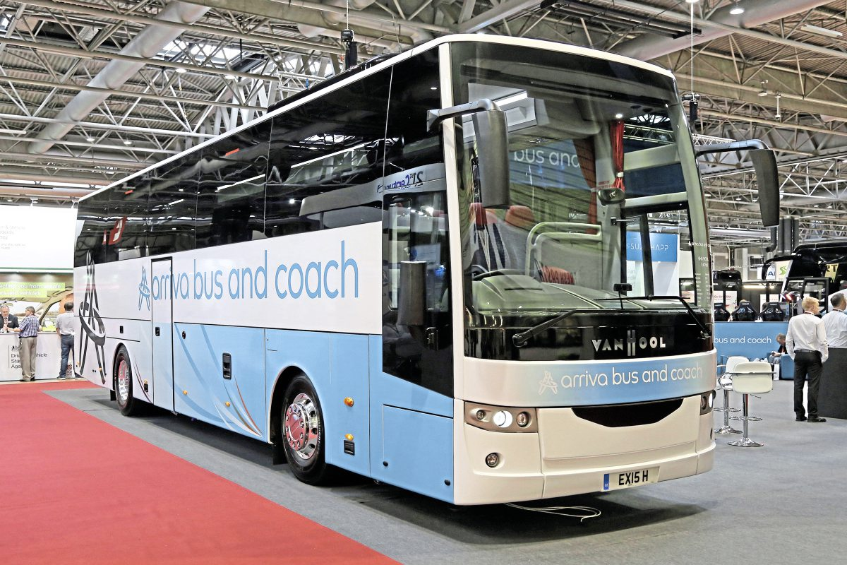 Buses bow out - event highlights part 2 - Bus & Coach Buyer