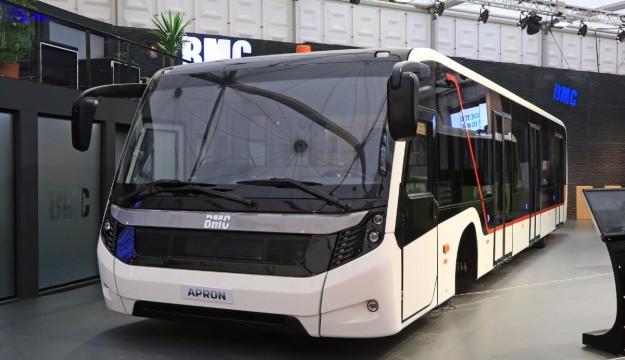 BMC Apron airport bus