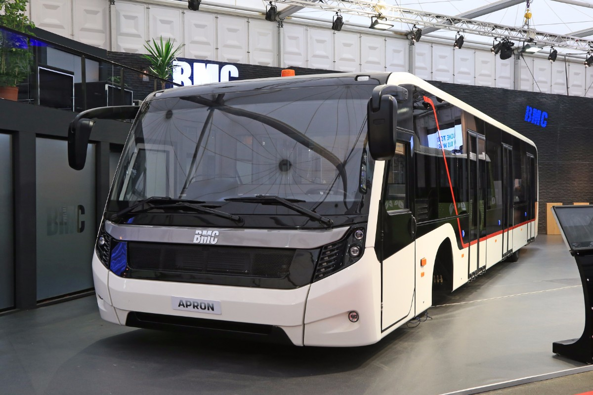 BMC Apron airport bus