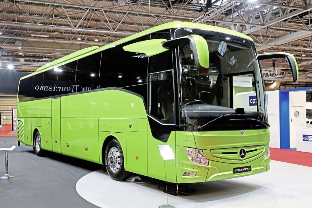 Evobus New Tourismo offside