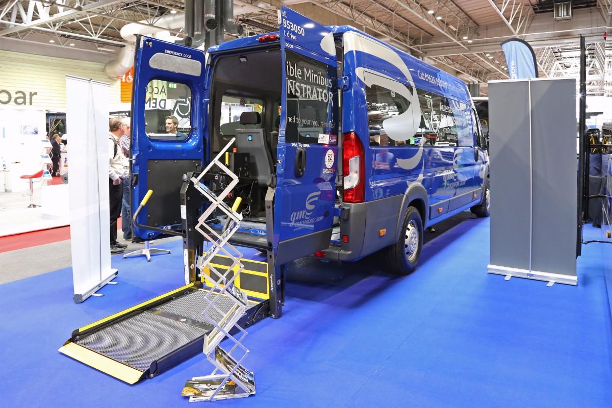 GM Coachwork Boxer conversion