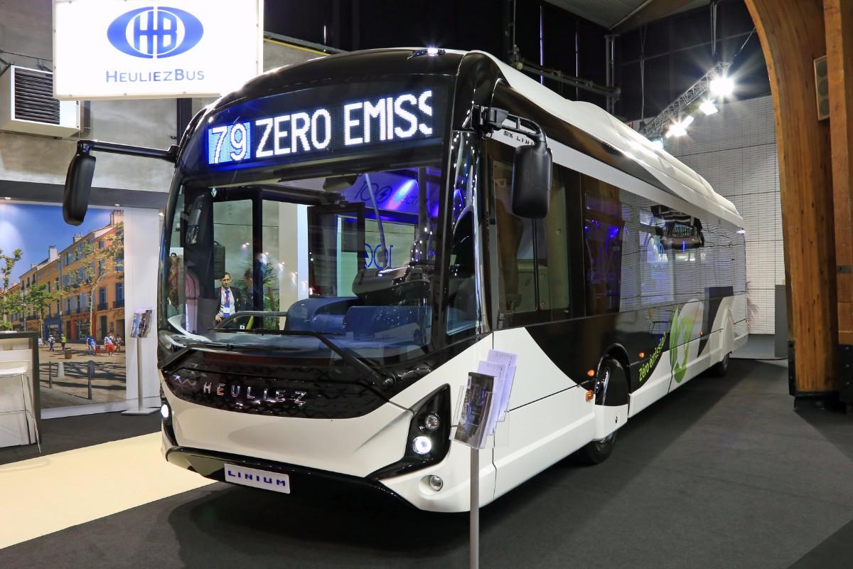 Heuliez Bus GX337 Linium