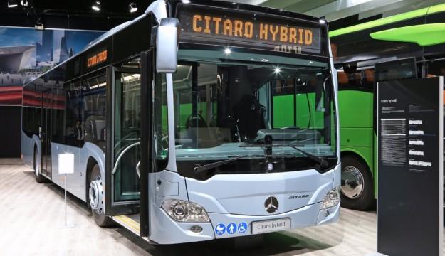 Mercedes-Benz Citaro Hybrid