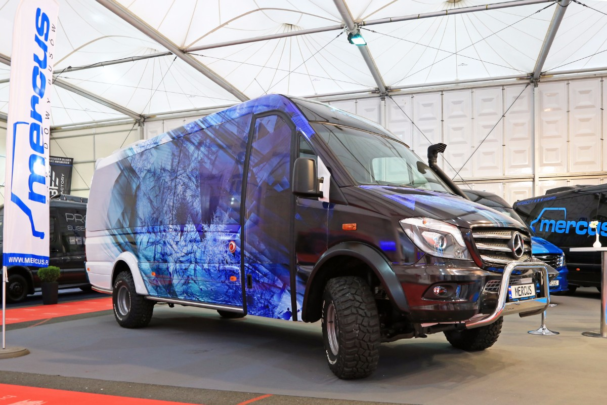 Mercus Sprinter AWD