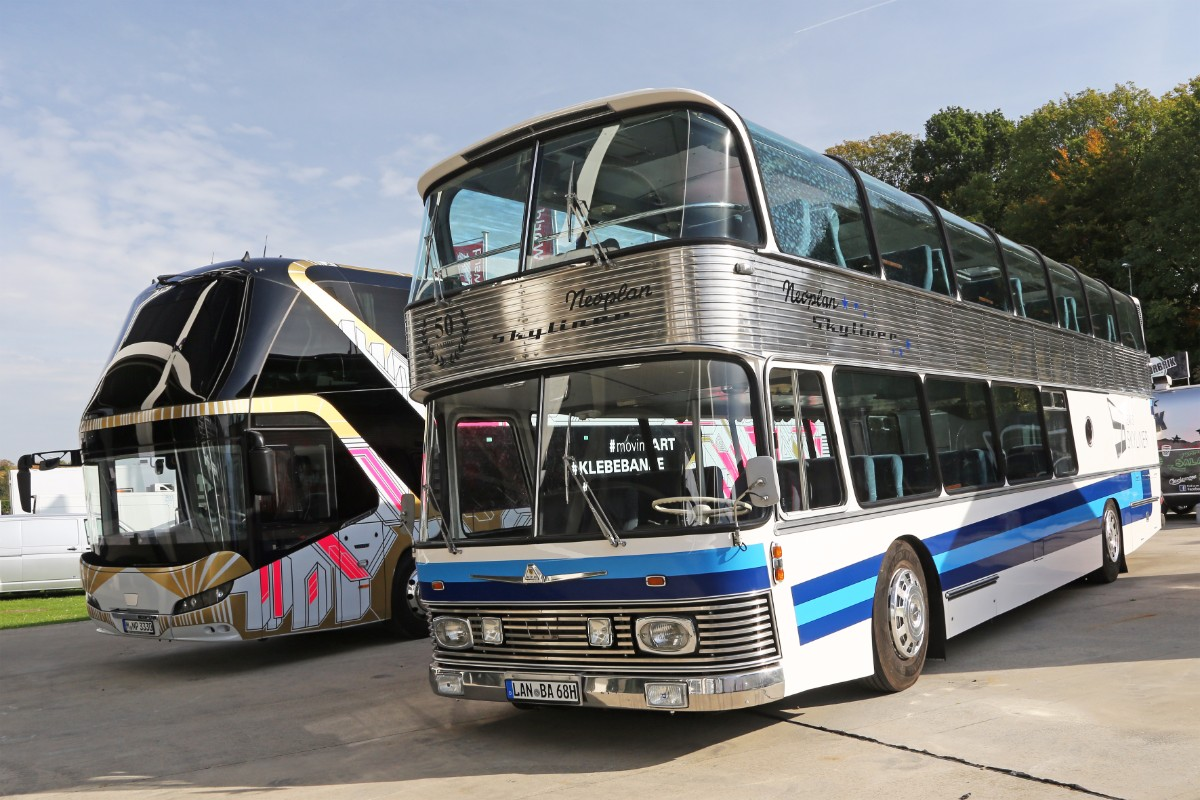 Neoplan 50 years of Skyliner